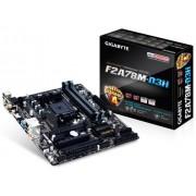 Gigabyte GA-F2A78M-D3H A78 FM2+ MAX-64GB DDR3 MATX PCIE16 PCIE4 PCIE1 PCI
