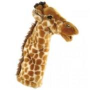 Papusa De Mana Stil Manusa - Girafa - The Puppet Company