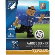 Patrice Bernier MLS OYO Impact de Montreal FC G2 Mini Figure