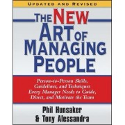 The New Art of Managing People, Updated and Revised by Tony Alessandra