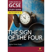 The Sign of the Four: York Notes for GCSE (9-1) by Jo Heathcote