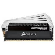 Corsair CMD32GX3M4A1600C7 Dominator Platinum 16GB (4x8GB) DDR3 1600 Mhz CL7 Mémoire pour ordinateur de bureau destinée aux passionnés