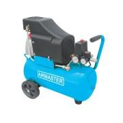 Compresor de aer Airmaster AIR2SHU824, 230 V, 1.5 kW, 206 l/min, 8 bar, 24 l