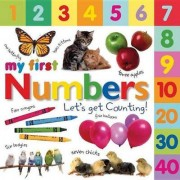 My First Numbers by DK Publishing