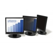 """3M - Filtro de privacidad PF19.0W de para monitor de escritorio LCD con pantalla panorámica de 19"""""""