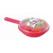 Tigaie Écoiffier Bubble Cook 973 pentru copii roz