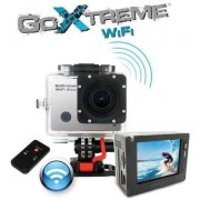 GoXtreme WiFi Speed Full HD Action Kamera Weiß