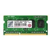 Transcend 2 GB DDR3-1066 MHz RAM, Memory Module for Laptop CL7 - 1.5 V