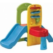 Spatiu de joaca Step2 Tobogan Play Ball Fun Climber