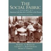 The Social Fabric: v. 2 by Robert A. Wheeler