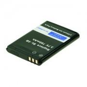 Nokia BL-5B Batterij, 2-Power vervangen