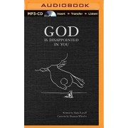 God Is Disappointed in You by Mark Russell