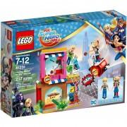 Lego dc super hero girls - harley quinn al salvataggio