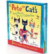 Pete the Cat's Sing-Along Story Collection: 3 Great Books from One Cool Cat by James Dean