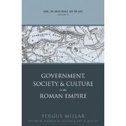 Rome, the Greek World, and the East: Government, Society, and Culture in the Roman Empire v. 2 by Fergus Millar