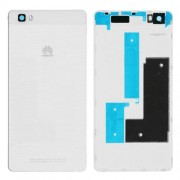 iPartsBuy Back Housing Cover for Huawei P8 Lite(White)
