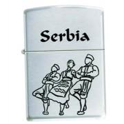 Zippo upaljač Serbian dance