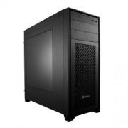 Corsair (CC-9011049-WW) case performance gaming mid tower ATX a elevata aerazione Obsidian 450D con finestra laterale colore nero