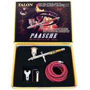 Paasche TG-SET Double Action Gravity Feed Airbrush