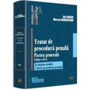 Tratat De Procedura Penala. Partea Generala Editia A 2-A Ed.2015 - Ion Neagu Mircea Damaschin