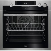 AEG BSE574221M Single Built In Electric Oven - Stainless Steel
