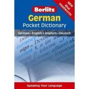 Berlitz Language: German Pocket Dictionary by Berlitz