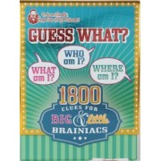 Professor Murphy's Game Cards: Guess What? by Parragon Books Ltd