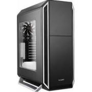 Carcasa SILENT BASE 800 WINDOW SILVER, Negru-Argintiu