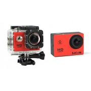 SJCAM SJ4000 HD 1080P Cam Sports Action Waterproof Camera Red