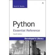 Python Essential Reference by David M. Beazley