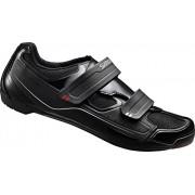 Shimano - Sh-R065, Zapatos de Ciclismo de Carretera Hombre, Negro (Black)