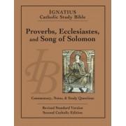 Ignatius Catholic Study Bible by Scott W. Hahn