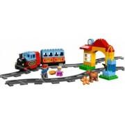Set Constructie Lego Duplo Primul Meu Set De Trenuri