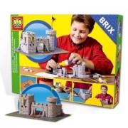 Zidamo gradimo – zamak SES Creative