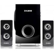 Boxe Zalman 2.1 ZM-S400 (Negre)