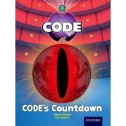 Project X Code: Control Codes Countdown by James Noble