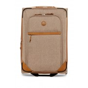 Timberland 24 Route Spinner Expandable Rolling Case TAN