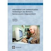 Information and Communication Technologies for Women's Socioeconomic Empowerment by Samia Melhem