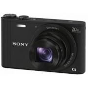 Aparat Foto Sony DSC-WX350 (Negru), Full HD, Wi-Fi, 20x, 18 MP