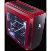 BitFenix Aegis Core Micro-ATX Gehäuse - rot/schwarz
