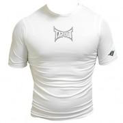 Camiseta Compressão Tapout M/C Branca - GG