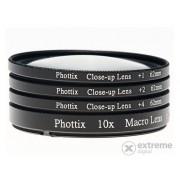 Capac Phottix +1,+2,+4,10x macro 58mm