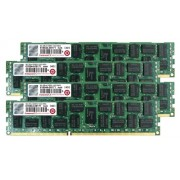 Transcend TS32GJMA533Y JetMemory - Kit memoria DDR3-RAM da 32 GB (4 x 8 GB, 1333 MHz, CL9) per Apple Mac Pro