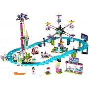 LEGO Montagne russe in parcul de distractii (41130)