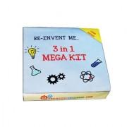 Mega windmill and fan kit