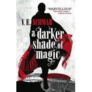 Vv.Aa. A Darker Shadow Of Magic (Titan Books)