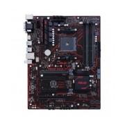 Tarjeta Madre ASUS ATX PRIME B350-PLUS, S-AM4, AMD B350, HDMI, USB 3.0, 64GB DDR4, para AMD