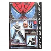 Spider-Man Peter Parker Action Figure with Water Web Shooting Action by TB
