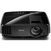 Videoproiector BenQ MX507, DLP, XGA, 3200 lumeni + Hanorac James Ross (Gri)