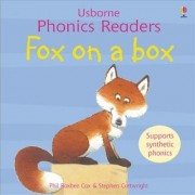 Fox On A Box Phonics Reader by Phil Roxbee Cox